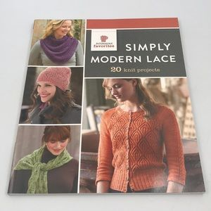 Interweave Favorites: Simply Modern Lace Book